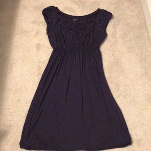 XL Empire elastic waist dress 👗